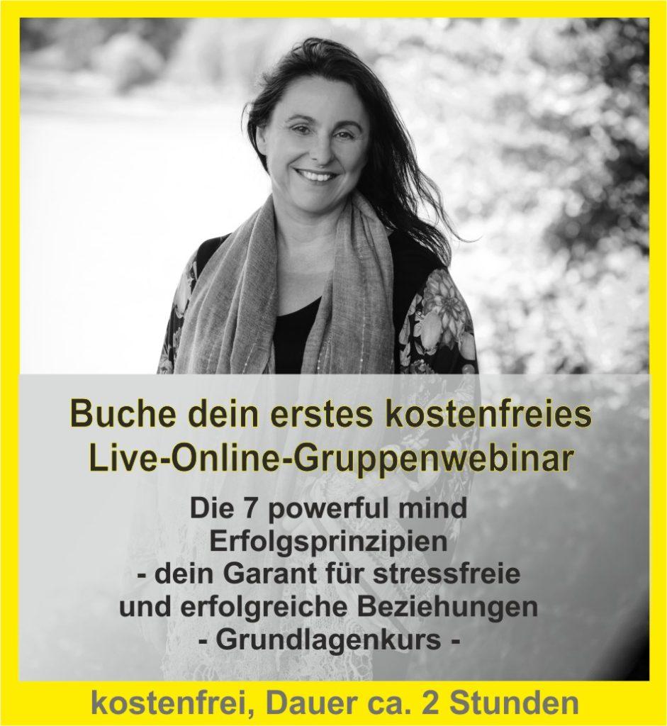 Silvia Stiessel, powerful mind, die sieben Erfolgsprinzipien