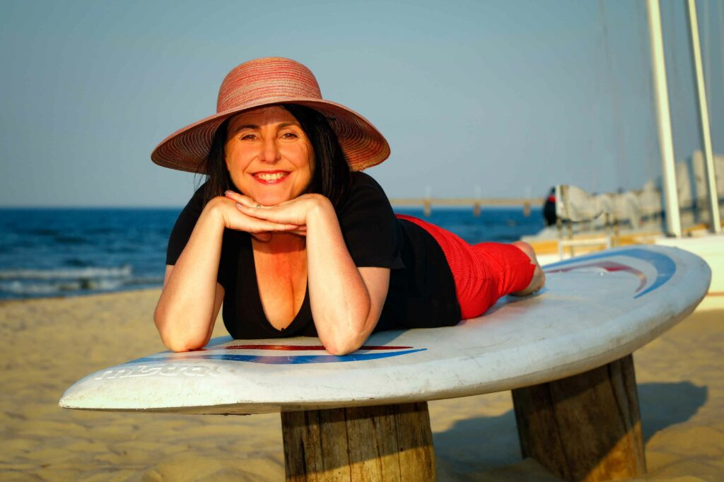 Silvia Stiessel, powerful mind, über mich